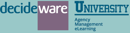 Decideware University logo